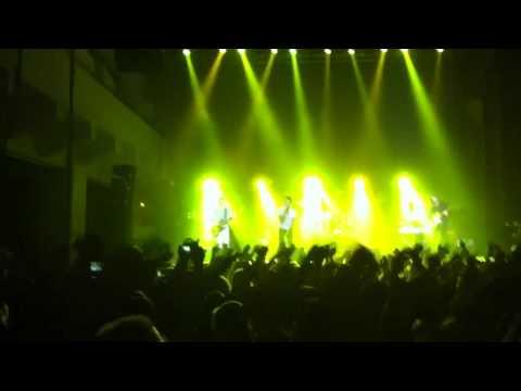 Maroon 5 - This Love / Helsinki Kaapelitehdas 30.11.2011 HD