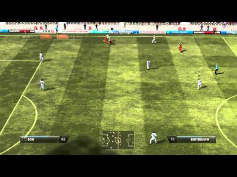 FIFA 12: Basic Dribbling Tutorial (HD)