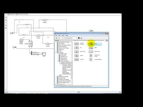 PV Based High Step Up DC-DC Converter using Matlab Simulink