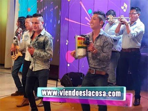 VIDEO: LA PURA SABROSURA - Show En Vivo en TOP UNO (parte 1) - WWW.VIENDOESLACOSA.COM - Cumbia 2016