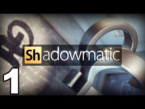 Shadowmatic - Gameplay Walkthrough Part 1 - Levels 0.1-0.7 (iOS)