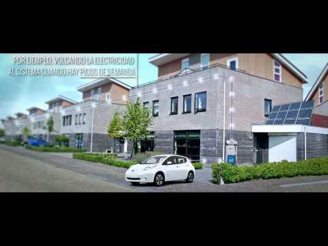 Sistema V2G Nissan y Endesa - FUNCIONAMIENTO