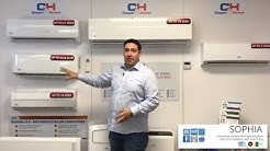 How to choose air conditioner - Cooper&Hunter Mini Splits Introduction
