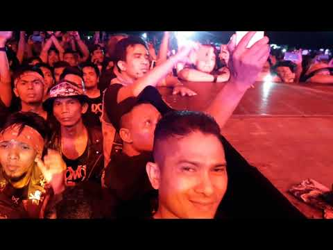 CROMOK-MISTY-LIVE IN CONCERT METAL LEGEND AT MAEPS SERDANG 03FEB2018