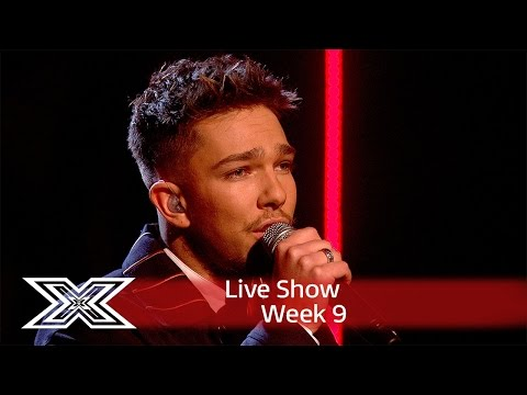 Matt Terry belts out Jessie Ware's Say You Love Me | Semi-Final | The X Factor UK 2016