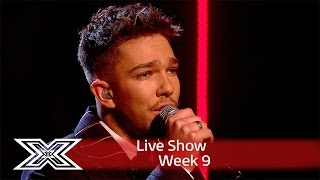 Matt Terry belts out Jessie Ware
