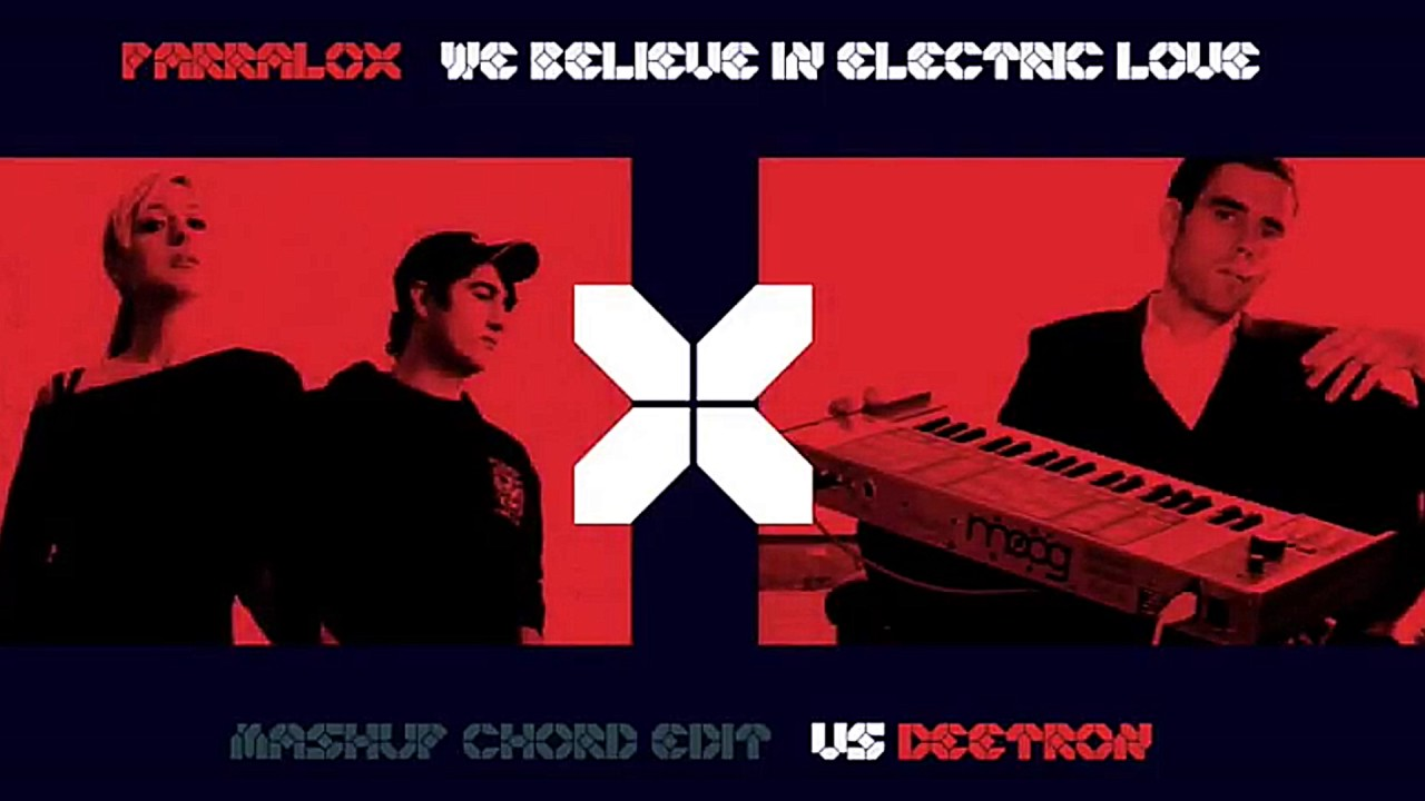 Parralox x Deetron - We Believe In Electric Love (Mashup Chord Edit) (Music Video)