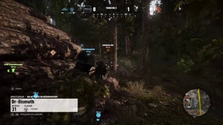 Ghost recon pvp milsim