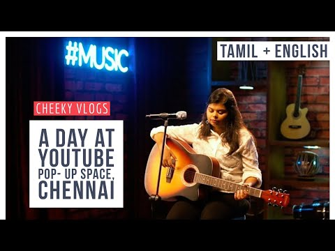 A Day At Pop-Up Space Chennai | Cheeky Vlogs