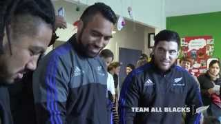 All Blacks to the Nation - Greytown