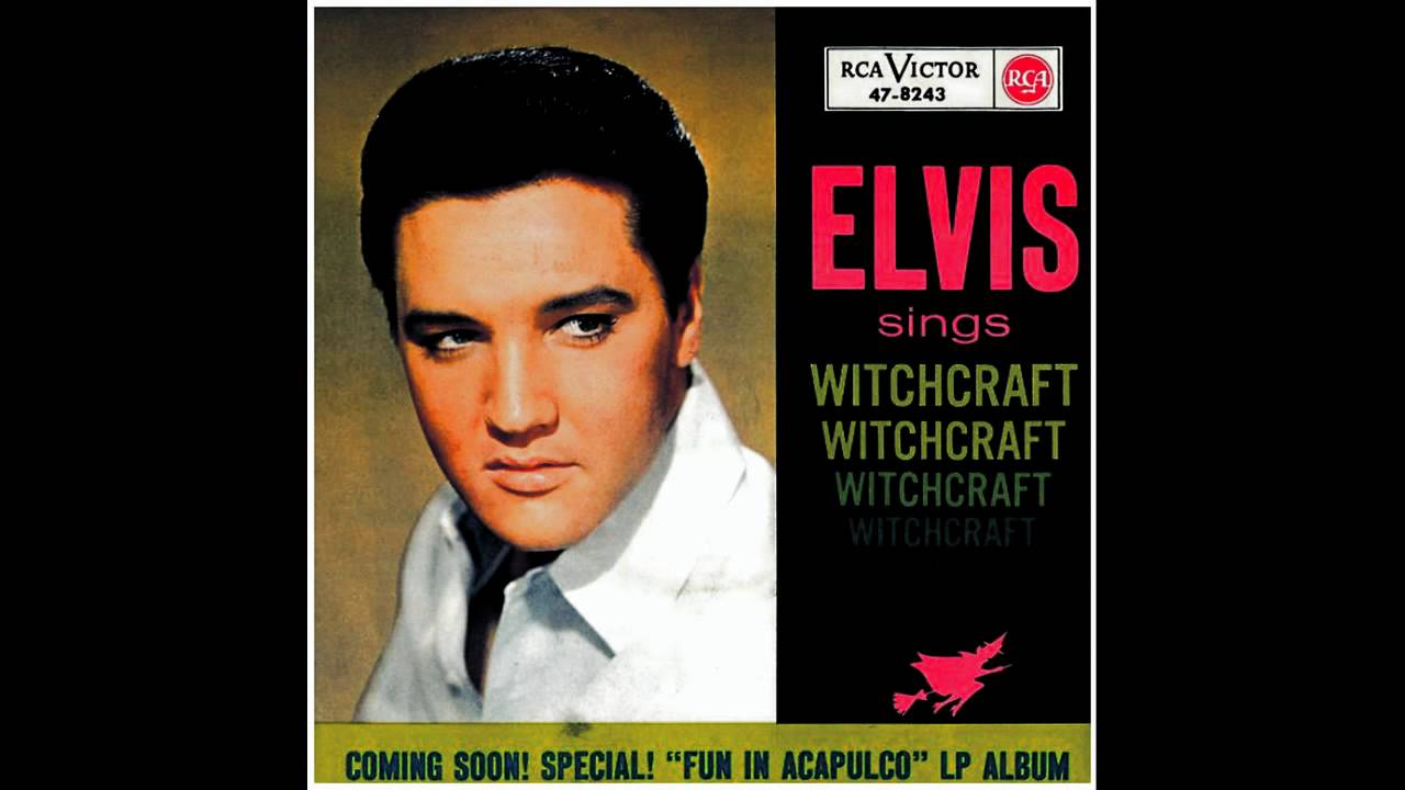Elvis Presley With The Jordanaires - Witchcraft (1963) HD SOUND ...