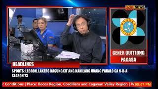 UPDATE!!! Super Typhoon 'Yutu'  (Rosita) to Hit Isabela-Cagayan Area,  Philippines