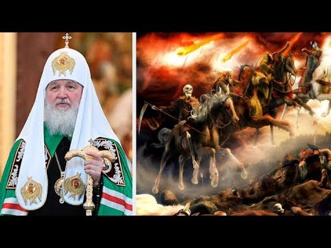 Head Of Russian Orthodox Church Warns Of Approaching End Times