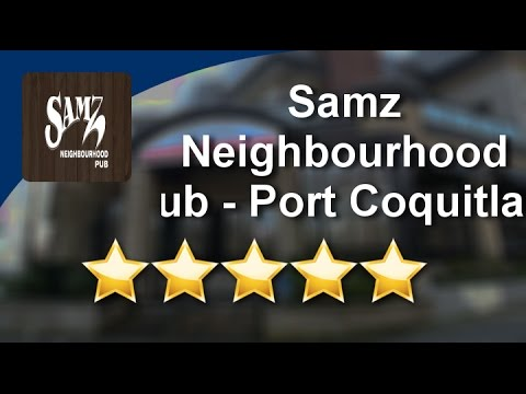 Samz Neighbourhood Pub - PoCo Review - Canada Travel Guide - Must-See Attractions - BookingHunterTV