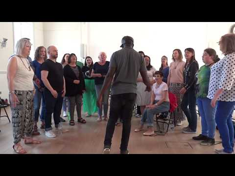 LONDOLOZELA  - African Singing Workshop with Mema Arts!