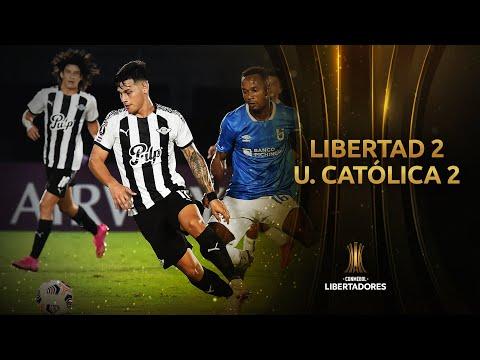 Libertad U. Catolica Goals And Highlights