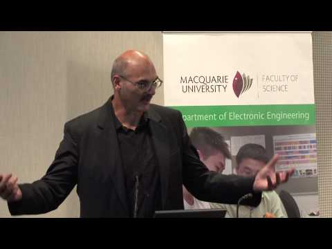 Myth-busting the National Broadband Network - Engineering Week Lecture at Macquarie University