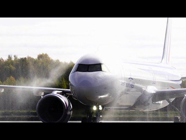 В Тобольске в торжественной обстановке открыли аэропорт.
