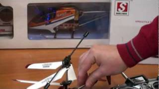 видео радиоуправляемый вертолет(Летаем первый раз. Купить на http://www.fantasianew.ru/product/9099-radioupravljaemaja-model-vertoleta-double-horse-surpass-s-giroskopom/ ..., 2012-01-25T17:38:48.000Z)