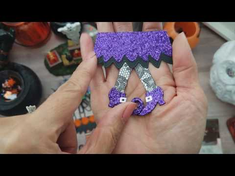 2017 Halloween Paper Clips Share