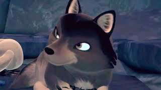 Tatonka | Nose for Danger | Wolf Videos For Kids
