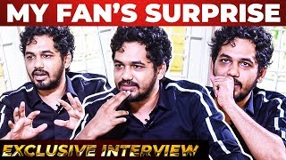 """Stage-ல நான் ரொம்ப அசிங்கப்பட்டுருக்கேன்"" - Hiphop Tamizha Aadhi Interview | Naan Sirithal |  CP 05"