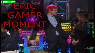 Ninja Floss Dance FAIL on New York Times Square - EPIC GAMER MOMENT
