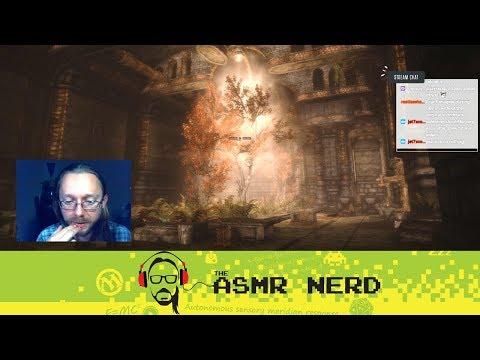 Twitch Archive | ASMR-ish Let's Play Skyrim! | 4 | Suplex Apocalypse