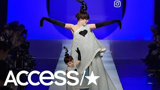 Coco Rocha's Adorable 2-Year-Old Makes Her Runway Debut! | Access