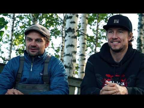 Ari Vallin Show 2/3: Janne Pesonen Ja Jussi Jokinen!