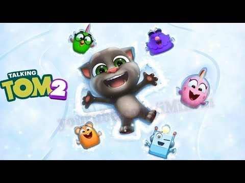 My Talking Tom 2 NEW GAME Gameplay  - Tom Sing Song Baby Shark!