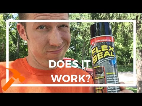 Flex Seal review - what can they do and do they really work