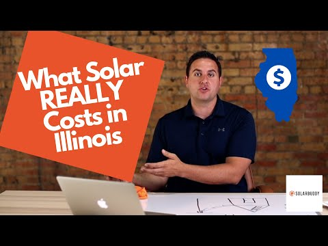 What Solar REALLY Costs in Illinois!
