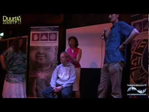 Kathleen Milner Healing Demonstrations