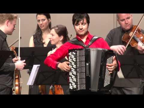 Srdjan Vukasinovic - Dans For Accordeon & Orchestra