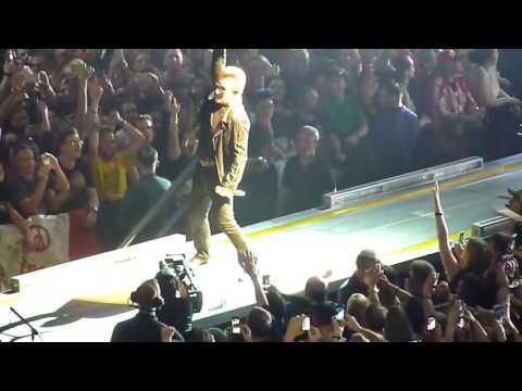 U2 DUBLIN 4 MULTICAM  28-11-2015