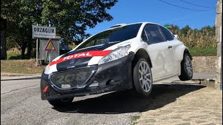 Test Pre-Due Valli 2018 - Paolo Andreucci - Peugeot 208 T16 R5 [HD]
