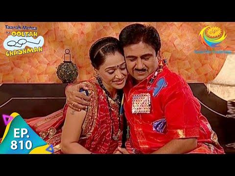Taarak Mehta Ka Ooltah Chashmah - Episode 810 - Full Episode
