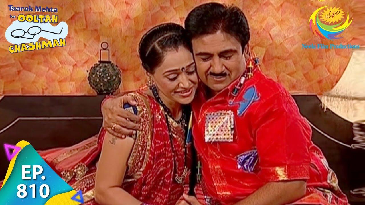 Download Taarak Mehta Ka Ooltah Chashmah - Episode 810 - Full Episode