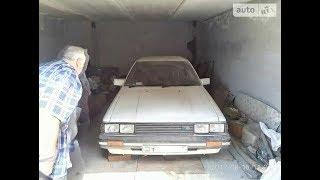 Капсула времени!  Nissan Liberta Villa Extra 1985 г.в!  С родным пробегом!