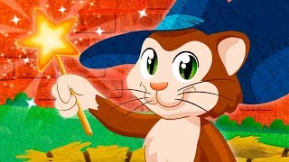 PUSS IN BOOTS, story for children | fairy tales and songs for kids | Clap clap kids
