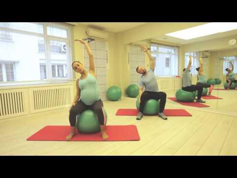 Hamile Egzersizleri 1 | Murat Bür ile Get Fit