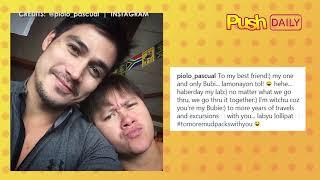 Push Daily: Piolo Pascual, nagalit sa malisosyong komento ng isang netizen