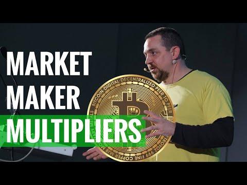 Market Maker Multipliers