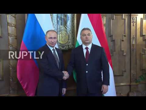 Hungary: Orban and Putin meet in Budapest
