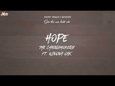 [1hour] Hope - The Chainsmokers ft. Winona Oak