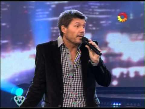 Juan Figallo en Tinelli