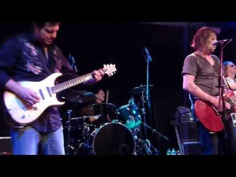 PAT TRAVERS BAND - RED HOUSE -  The Mick Jagger Centre, DARTFORD, KENT, ENGLAND. 02.10.13