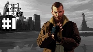 Grand Theft Auto 4 - Walkthrough - Part 1 (PC) [HD]