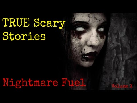 a creative story on scary nightmares Nightmares are scary dreams that generally wake your child up from sleep and seem very real to him or her depending on your child's age, it is often difficult for children to separate a nightmare from reality, even after your child awakes from the nightmare.